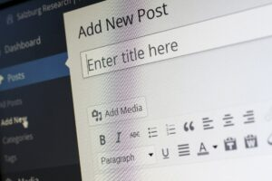 Blogging - A key role in content marketing for small businesses